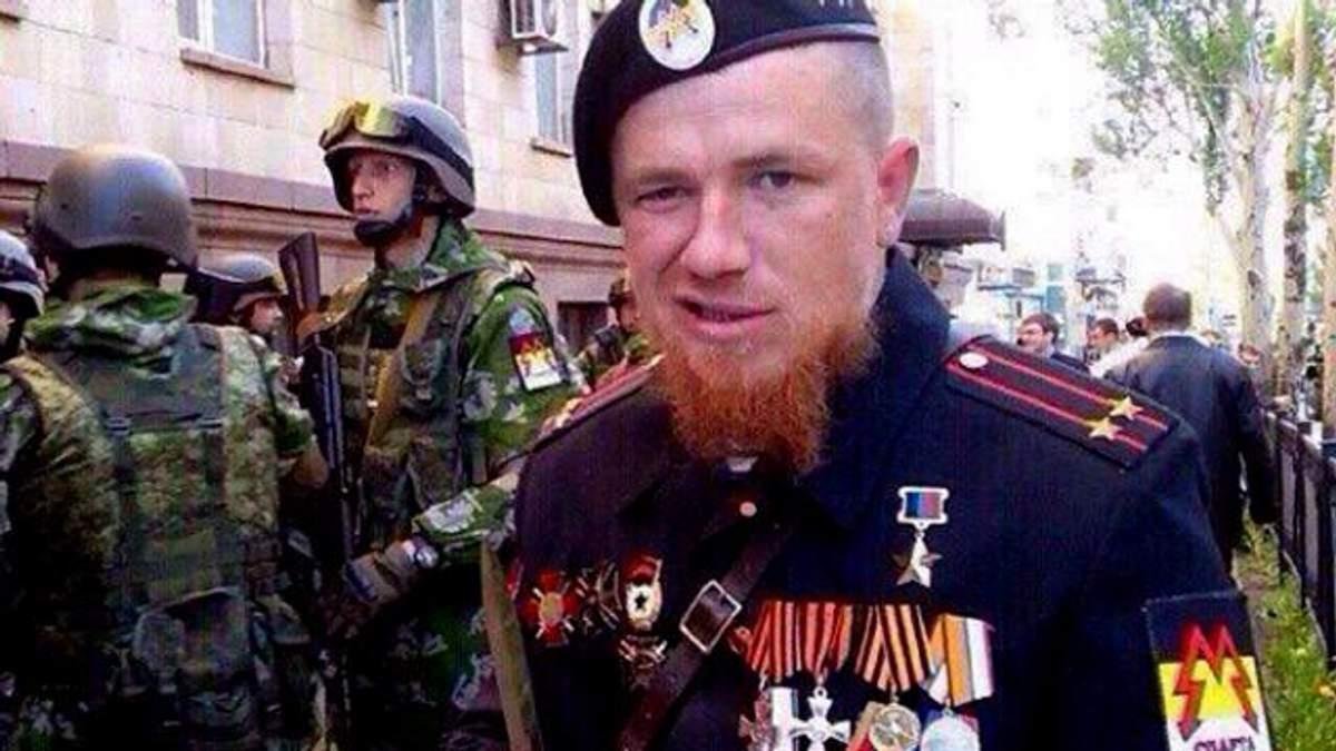 Невідомі влаштували бойовикам потужний вибух у Донецьку