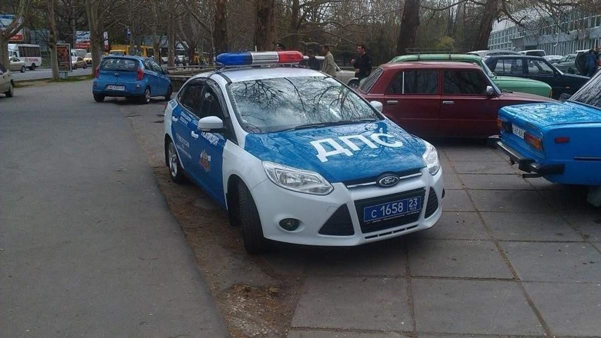 В России пьяный водитель откусил кусочек уха сыну начальника ГАИ