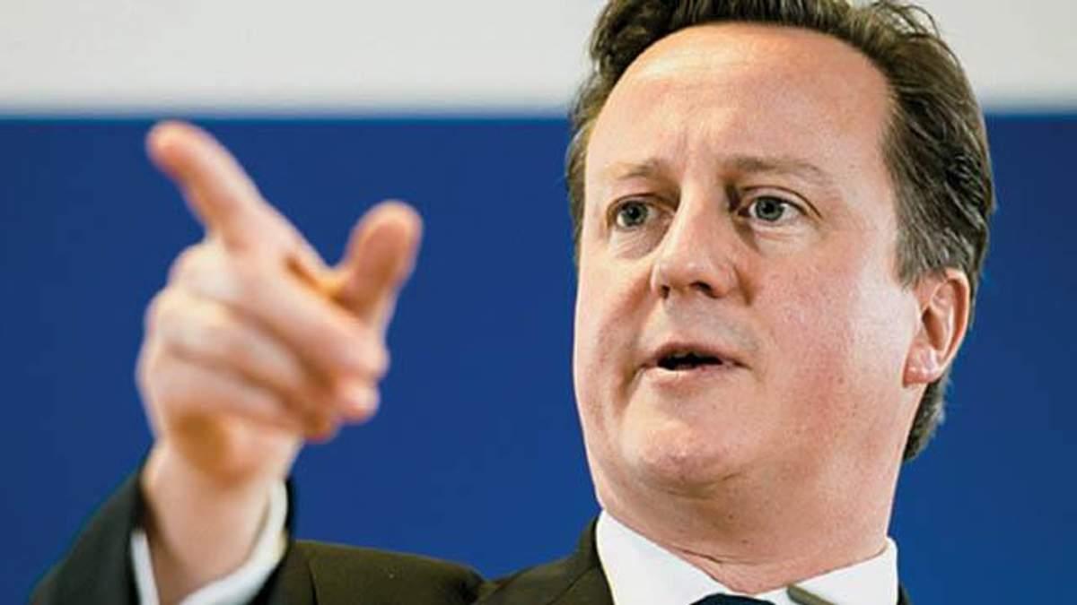 Прем'єр Великобританії не вірить у повторний референдум