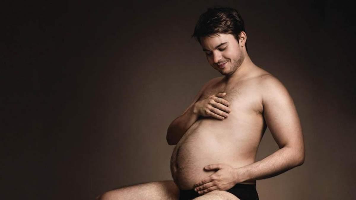 Беременные мужчины: вся правда о пиве в смешных фото