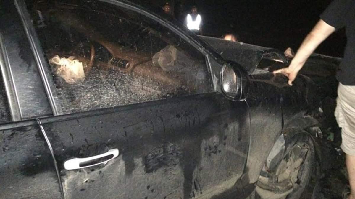 Нардеп от БПП попал в аварию: появились фото
