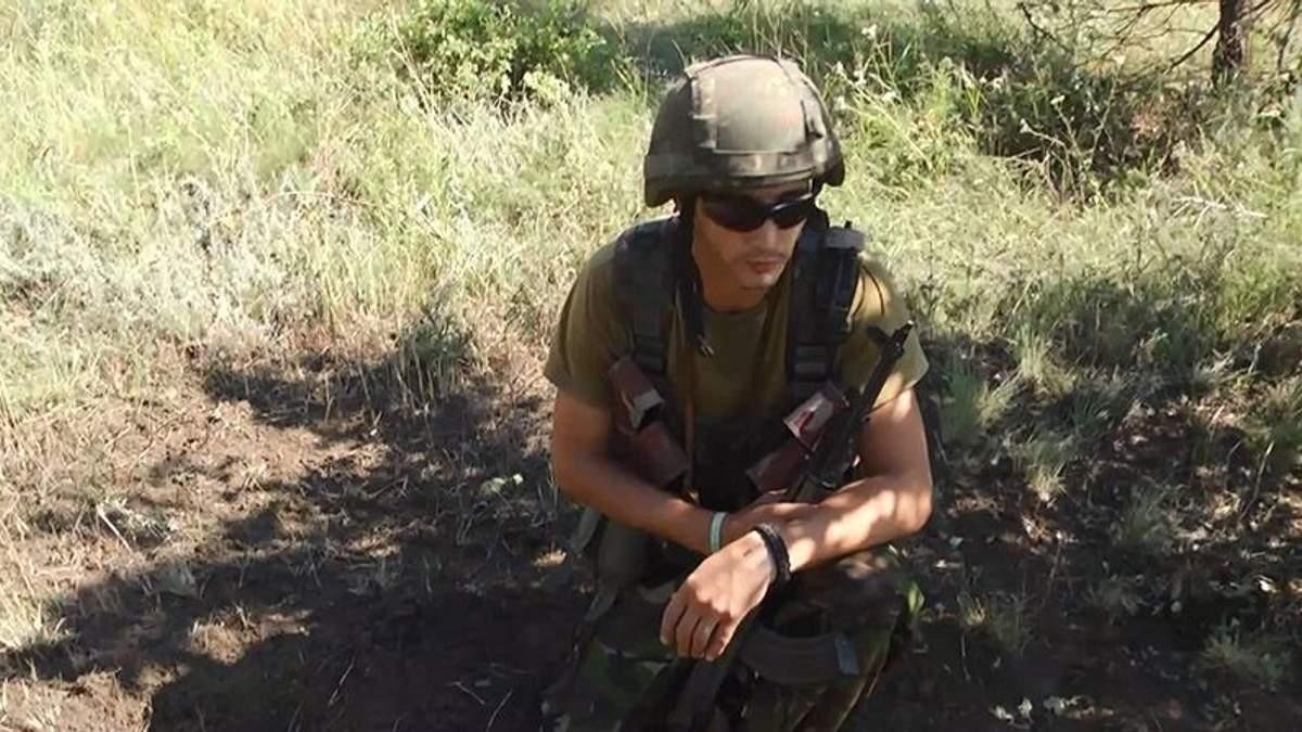 Журналист показал, как живут украинские военные под Дебальцево