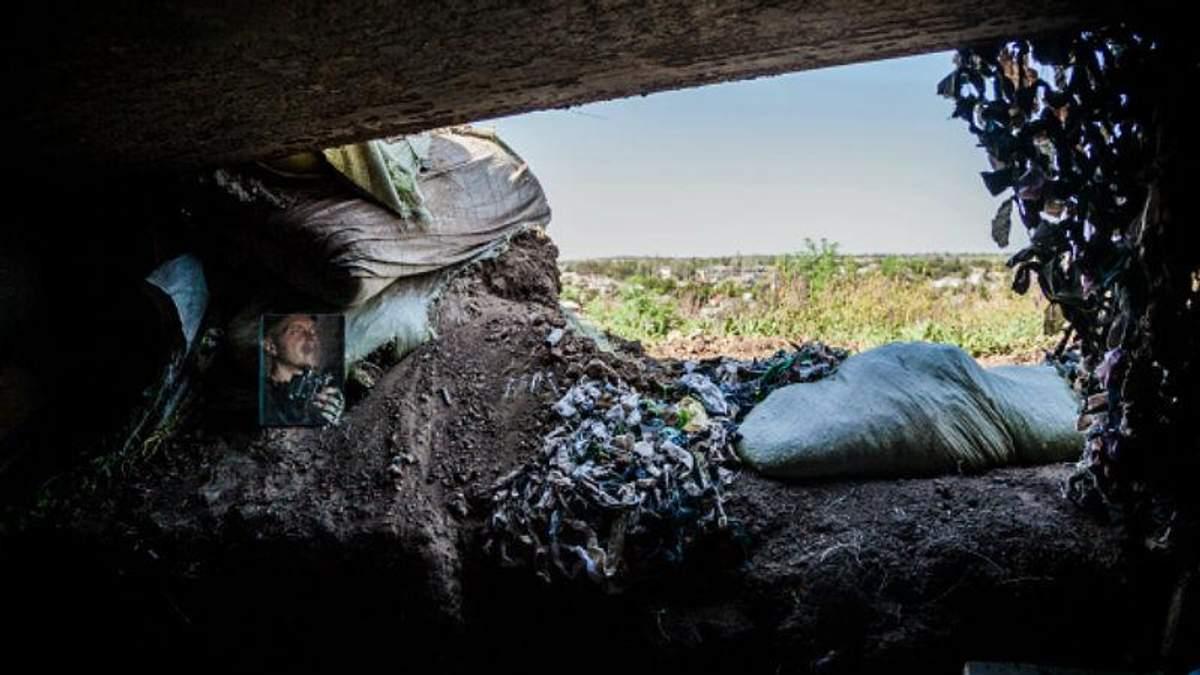 Вблизи Песков ранен украинский военный, — журналист