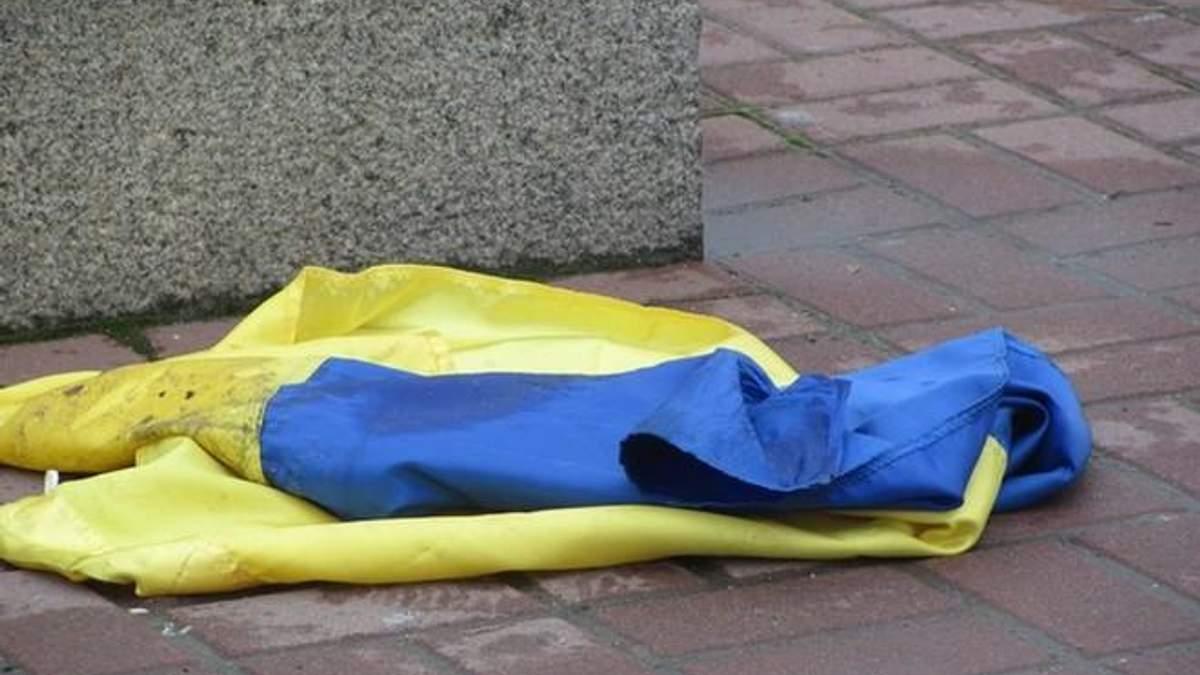 Что-то нехорошее намечается в Украине...