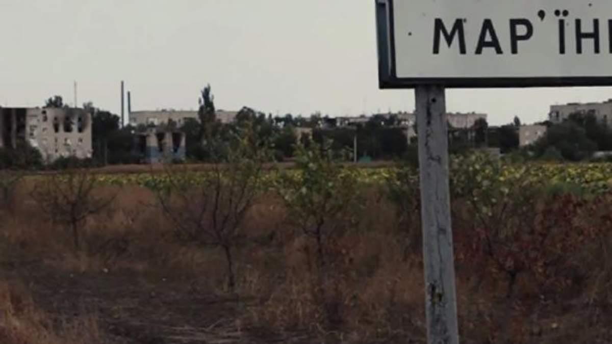 Военный подорвался на растяжке в Марьинке: потерял руку и ногу