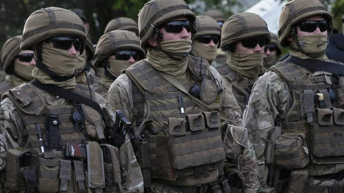 В Раде приняли закон относительно Сил специальных операций