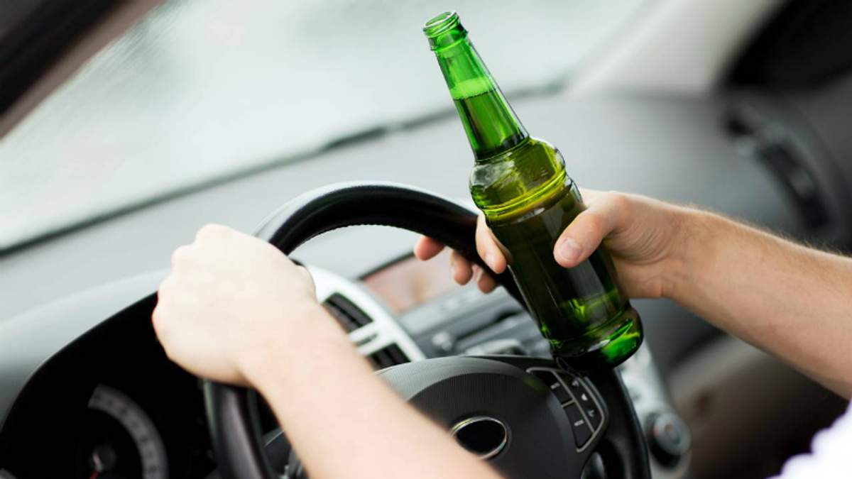 Рада разрешила серьезнее наказывать пьяных водителей