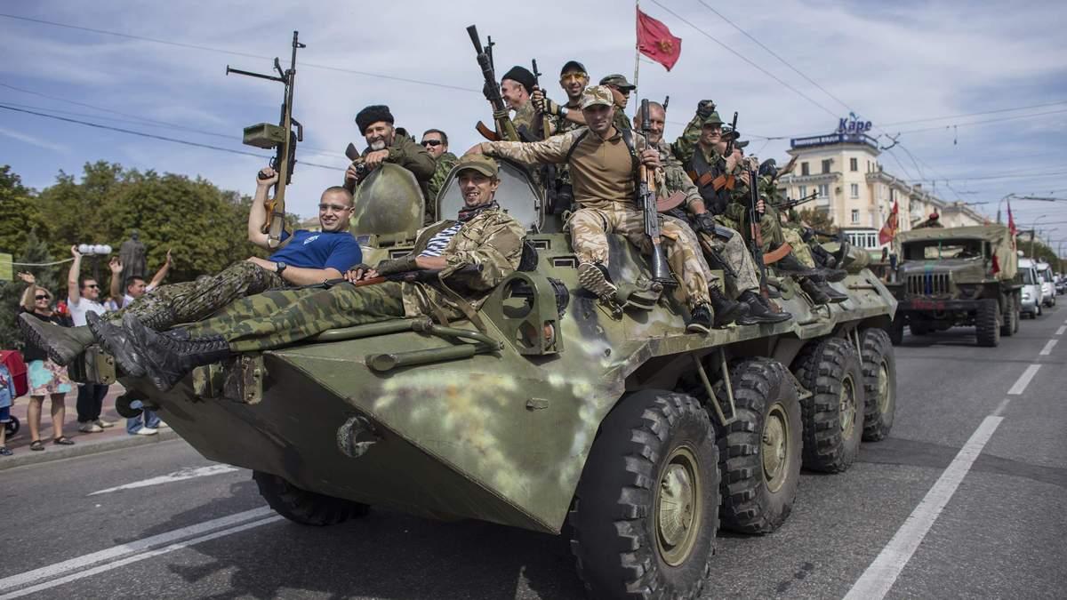 """Терористи """"ДНР"""" серйозно сконфузились щодо українських воїнів"""