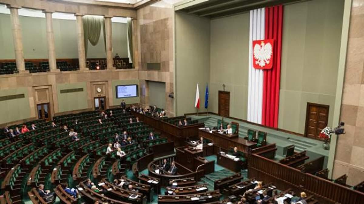 """Несподіване загострення: Сенат Польщі вимагає визнати Волинську трагедію """"геноцидом"""""""