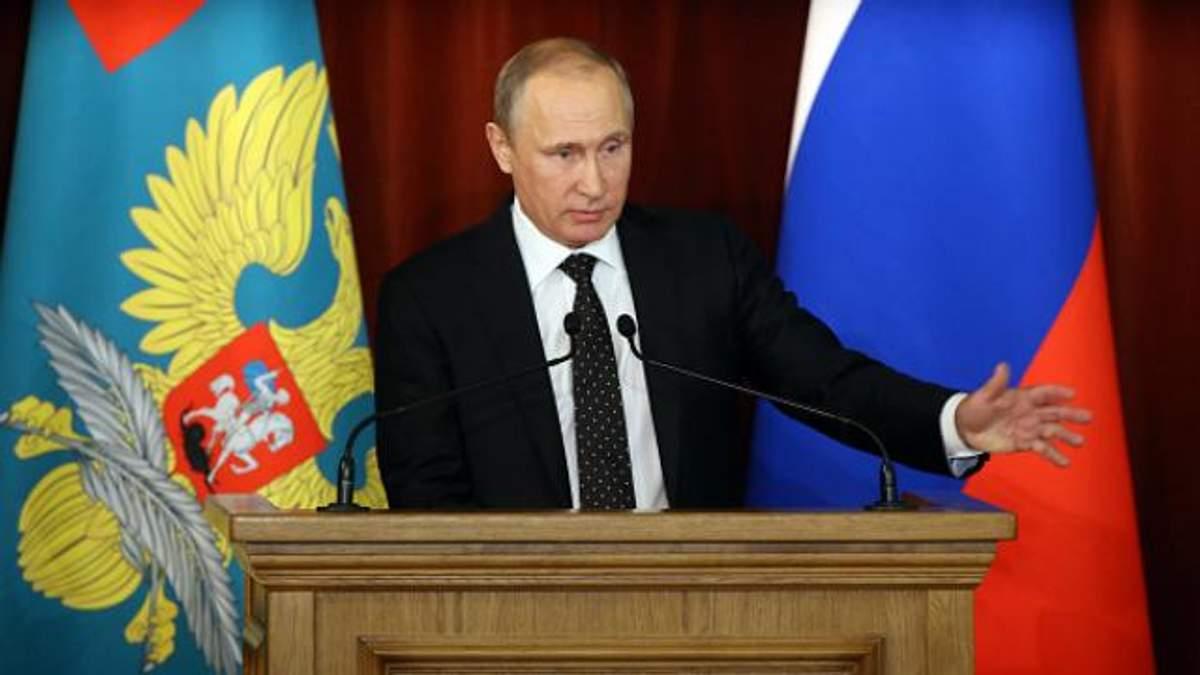 Кремль робить вигляд жертви і переозброюється, – Le Figaro