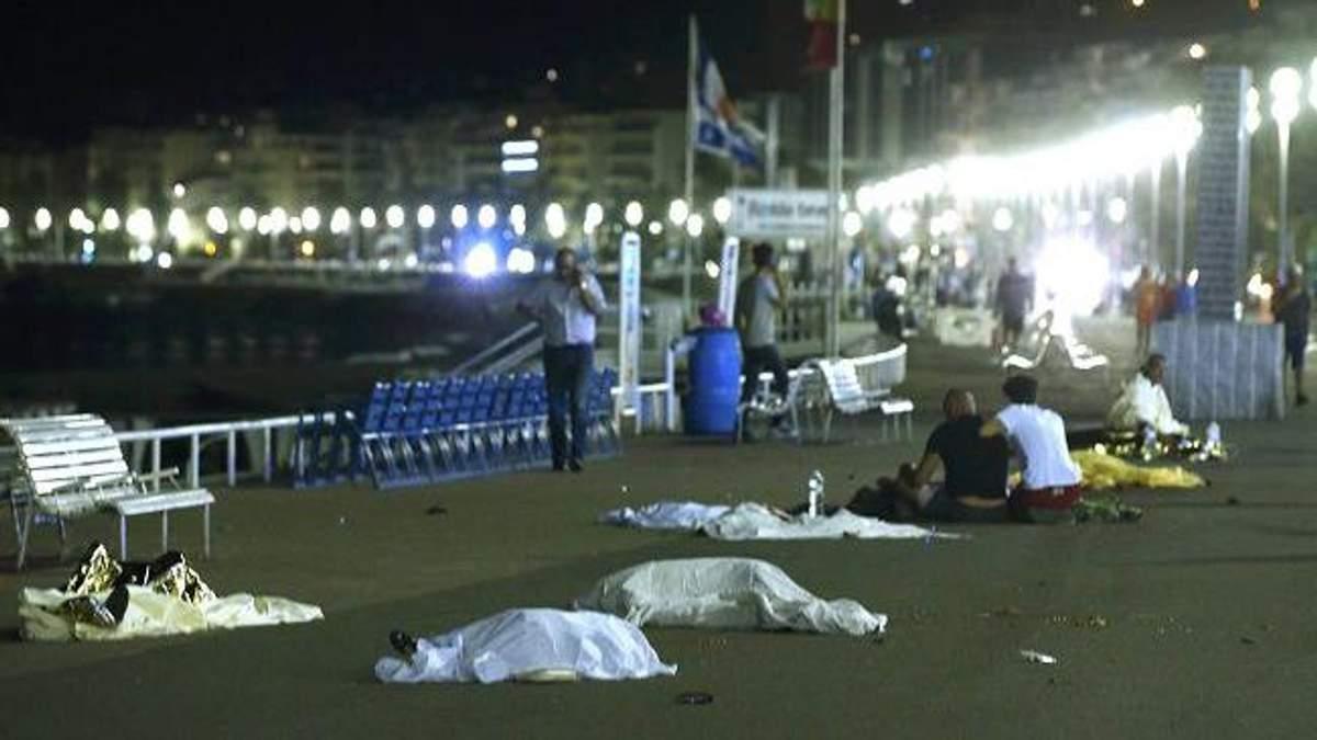 Кількість жертв теракту у Ніцці зросла до 84, — Le Figaro