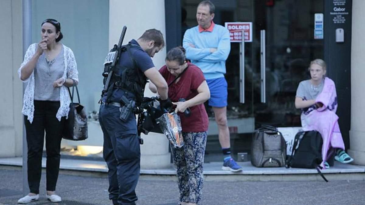 У Ніцці знову неспокійно: в аеропорту евакуація