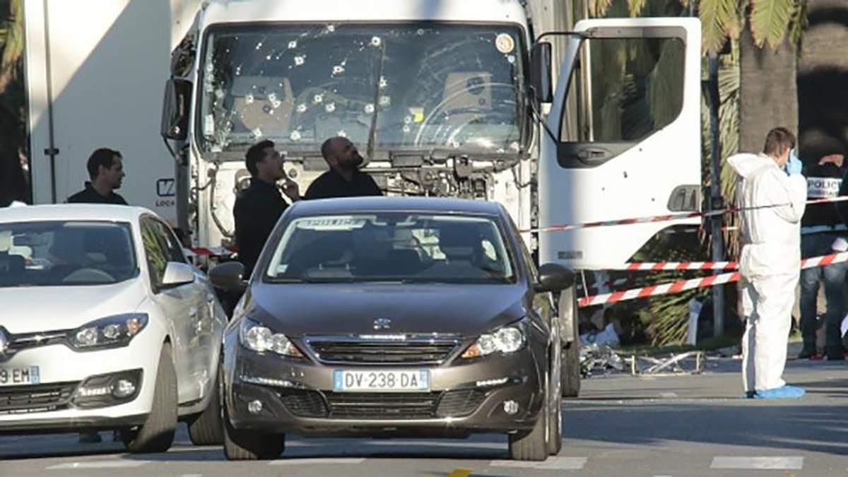Опубликовано фото предполагаемого террориста из Ниццы