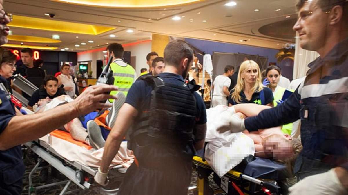 """Теракт у Ніцці: """"Ісламська держава"""" взяла на себе відповідальність"""