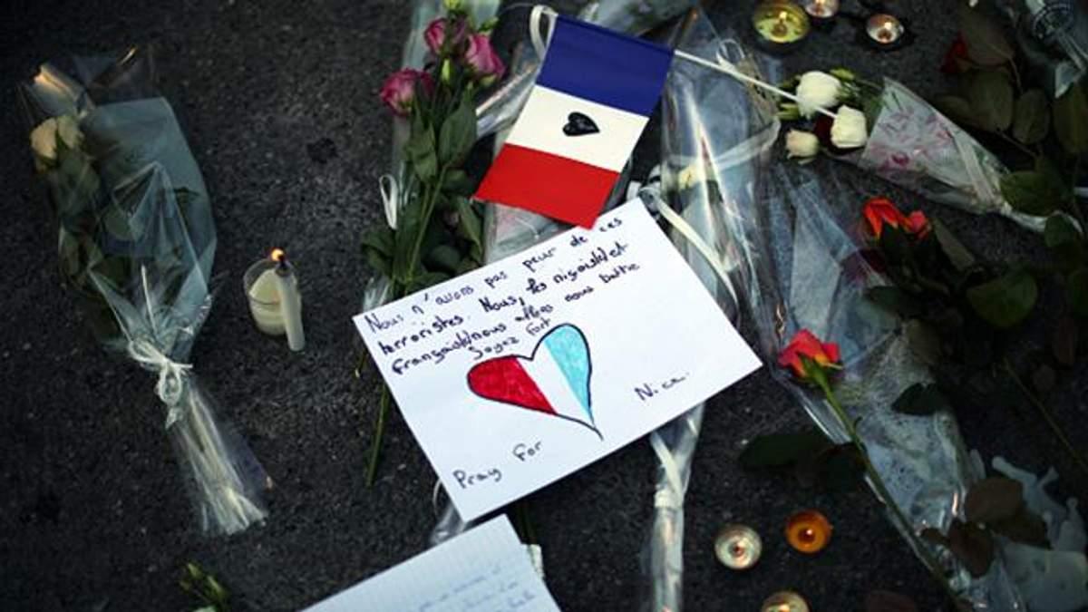 Відомий актор показав фото за мить до теракту у Ніцці