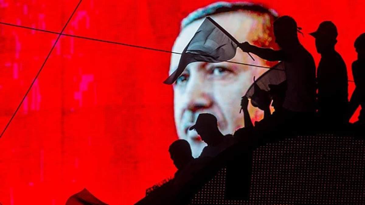 Ердоган був за крок від смерті: з'явилося відео
