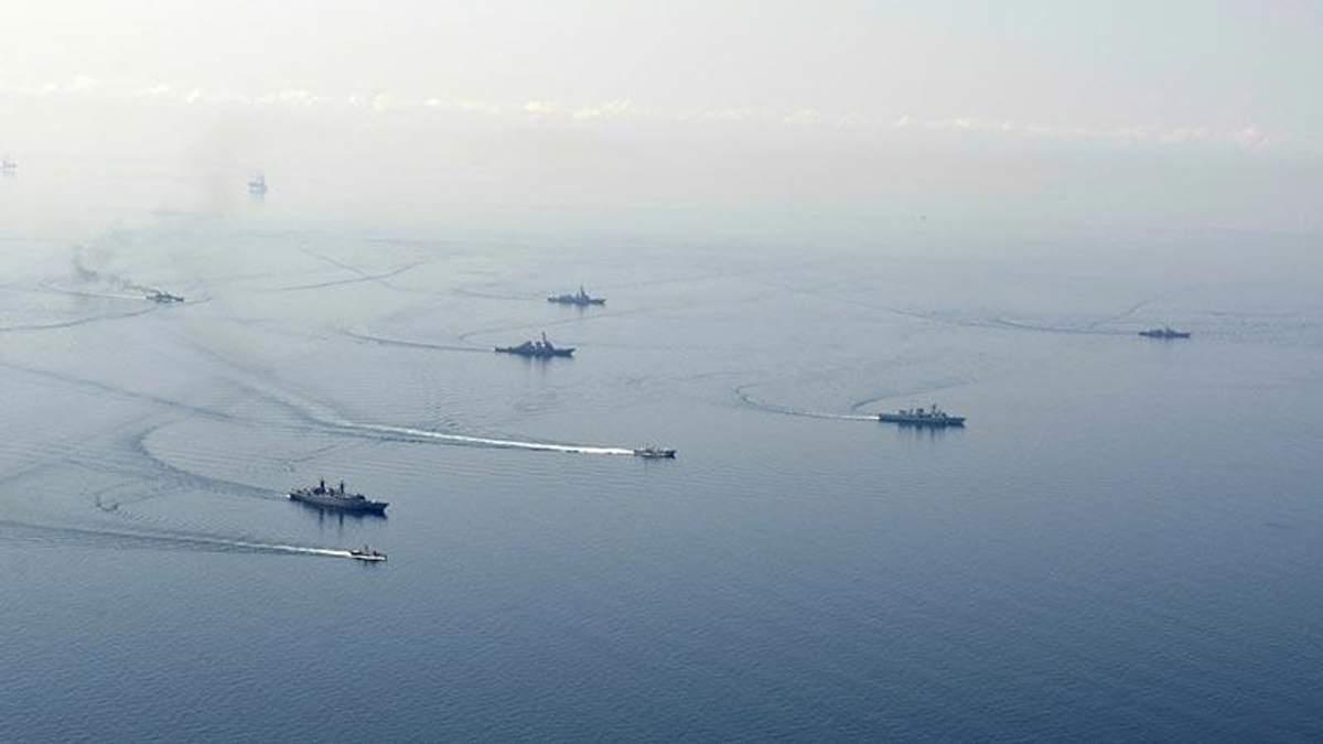 США маневрують у Чорному морі: почалися грандіозні спільні навчання