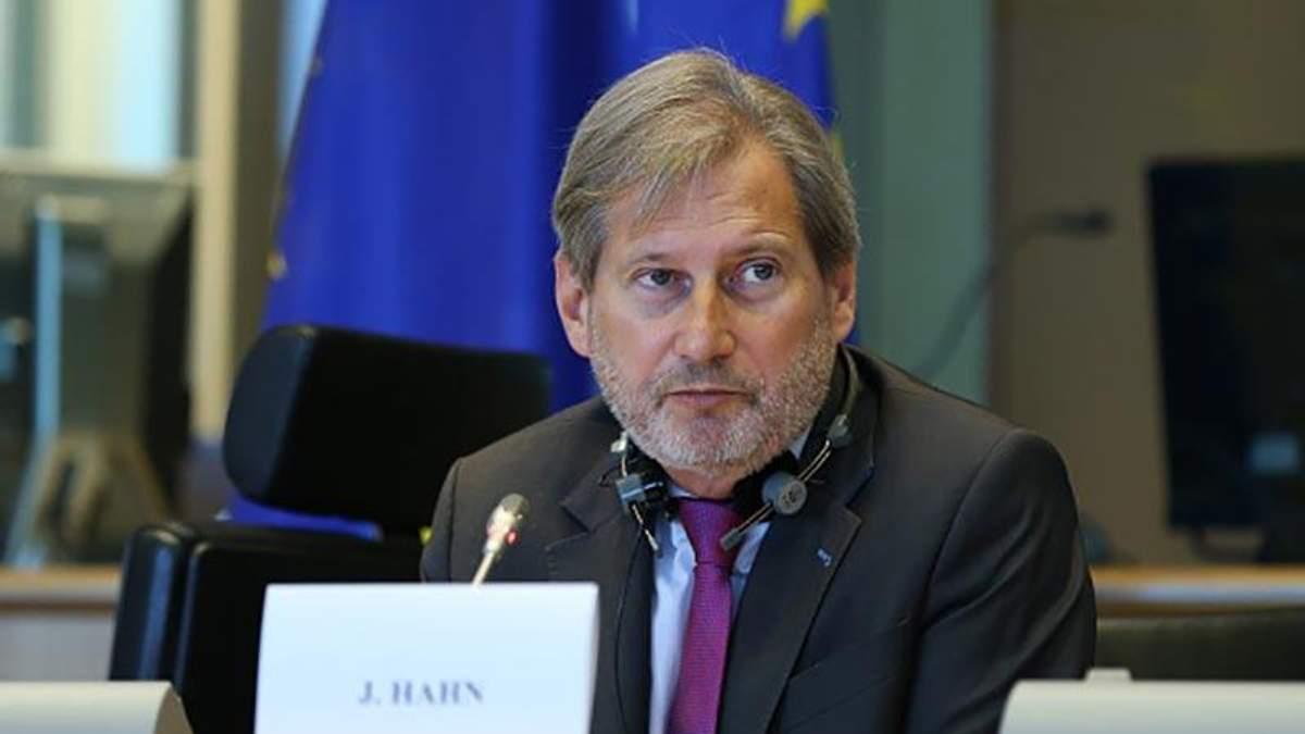 Еврокомиссар назвал месяц, когда Украина получит безвизовый режим