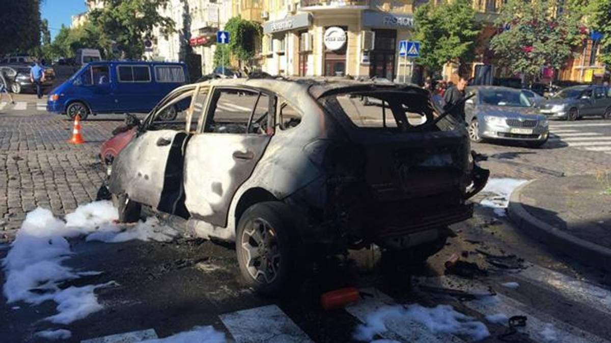 Известный журналист Павел Шеремет погиб от взрыва авто