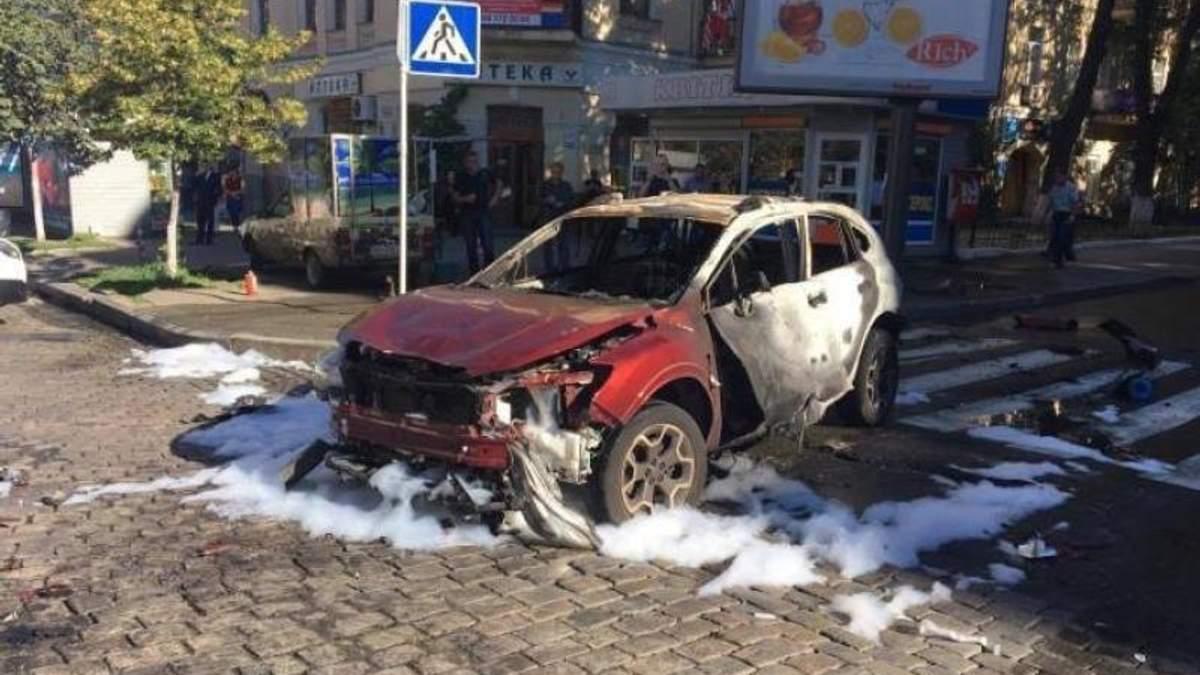 Експерт озвучив основні версії вбивства Павла Шеремета