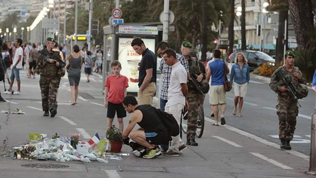 У террориста, который убил почти сотню людей в Ницце, были сообщники, – прокурор