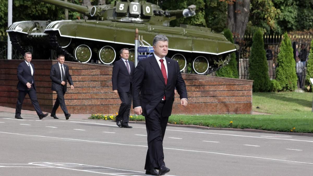 На День Незалежності відбудеться парад військ у Києві
