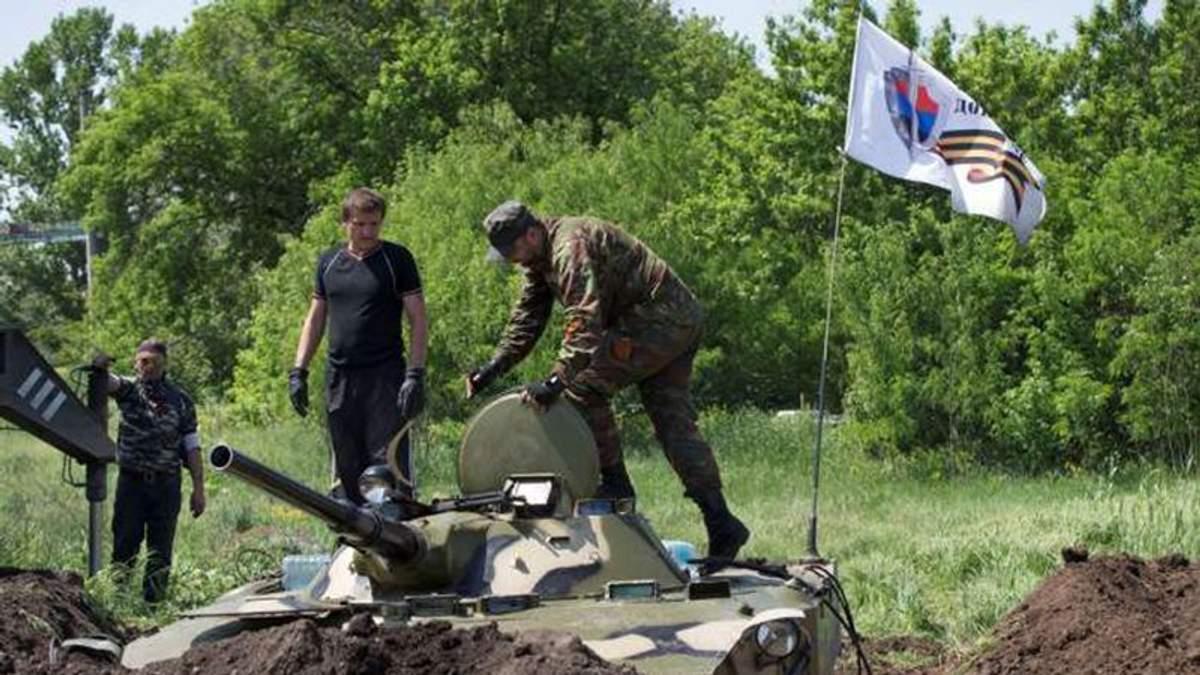 Война на Донбассе: украинским солдатам удалось дать отпор боевикам во время бешеных обстрелов