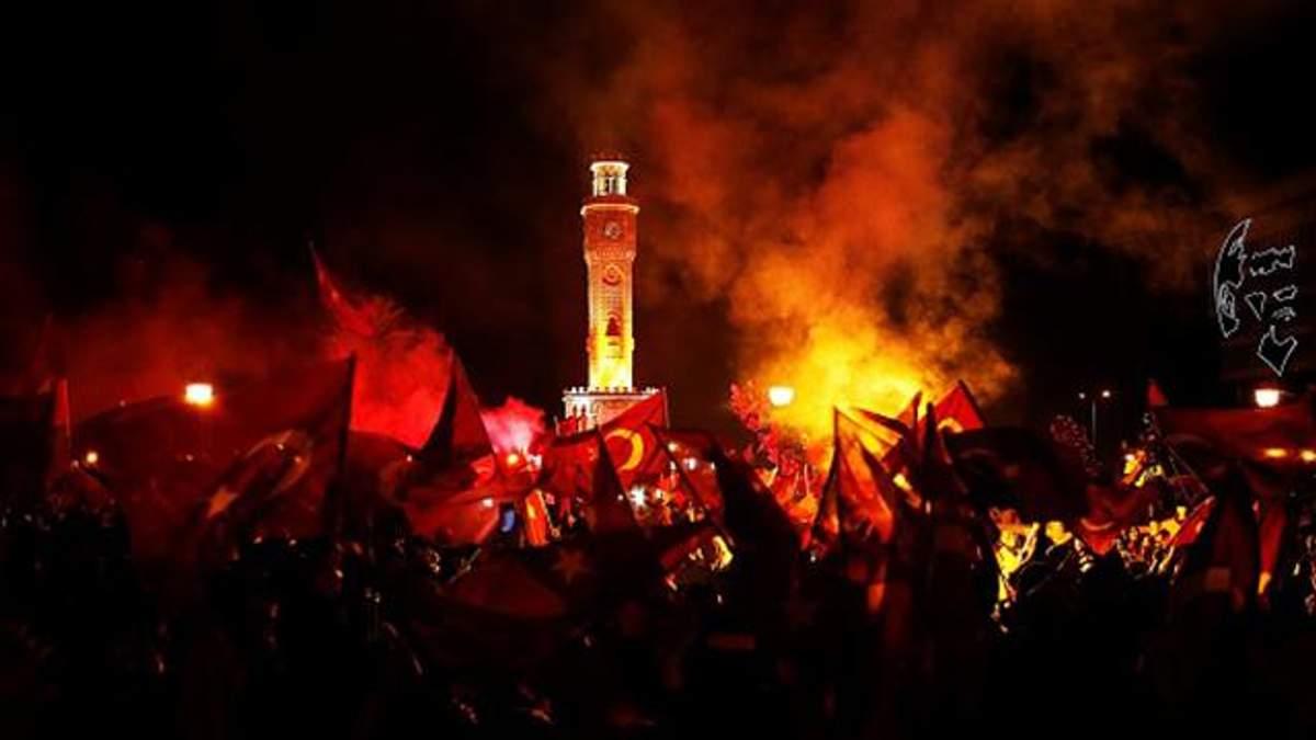 Протести у Туреччині