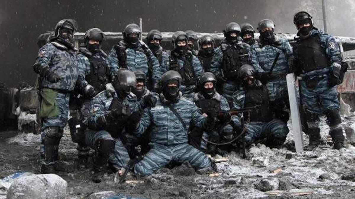 """Подозреваемый со стороны ГПУ рассказал, как вывозил """"Беркут"""" из Киева"""