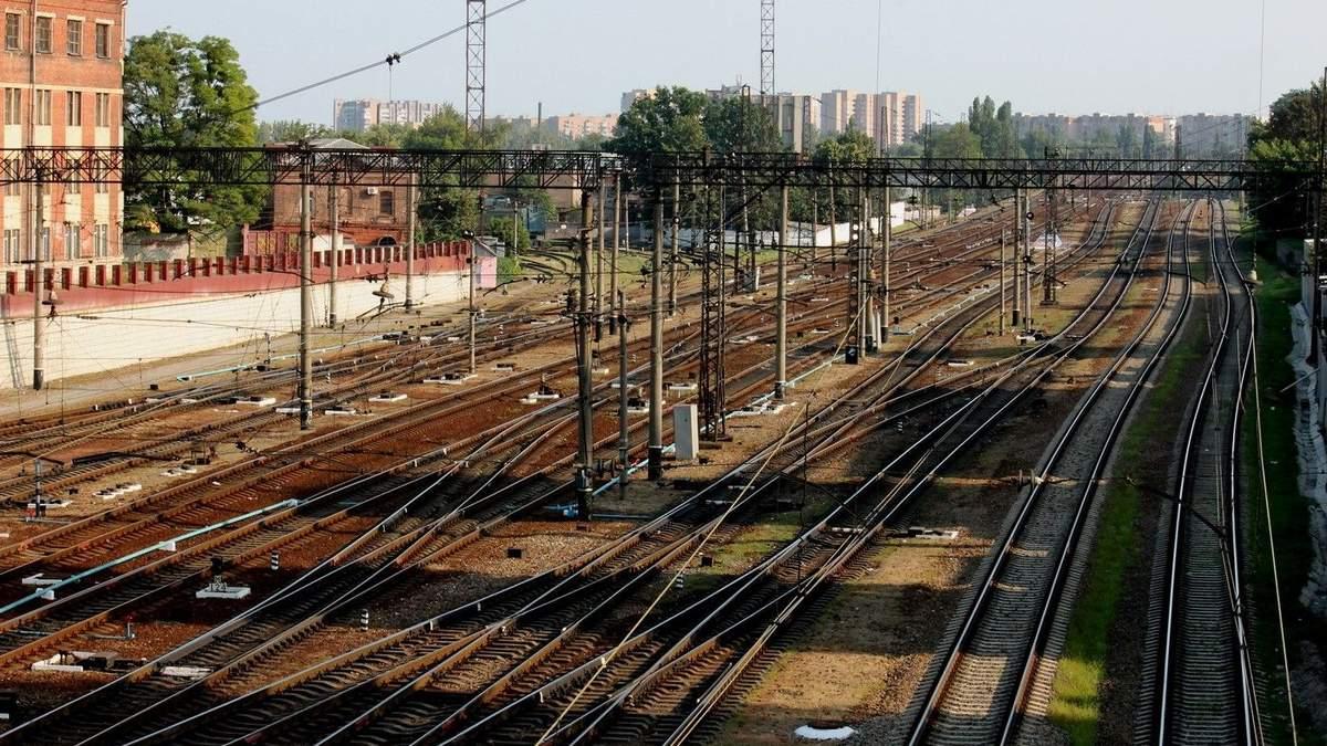 Потяг переїхав підлітка на Полтавщині