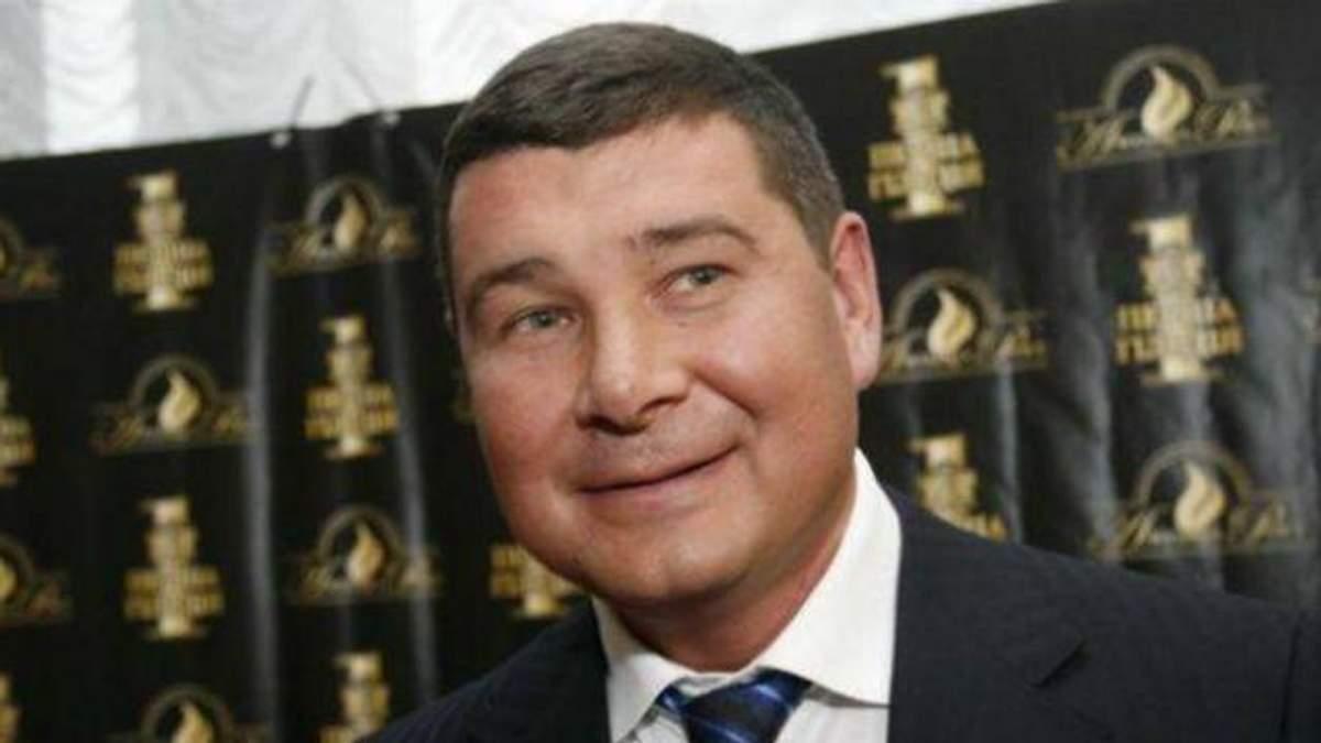 Онищенко зізнався, що він у Лондоні і буде судитись саме звідти