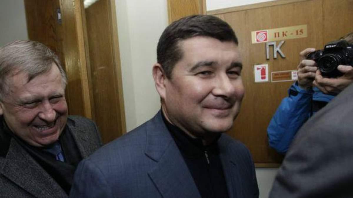 Дуже добре, що Онищенко осів у Лондоні, – Геращенко