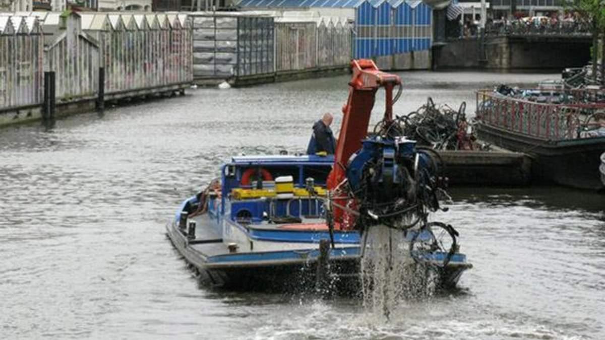 Як виглядає справжня голландська риболовля
