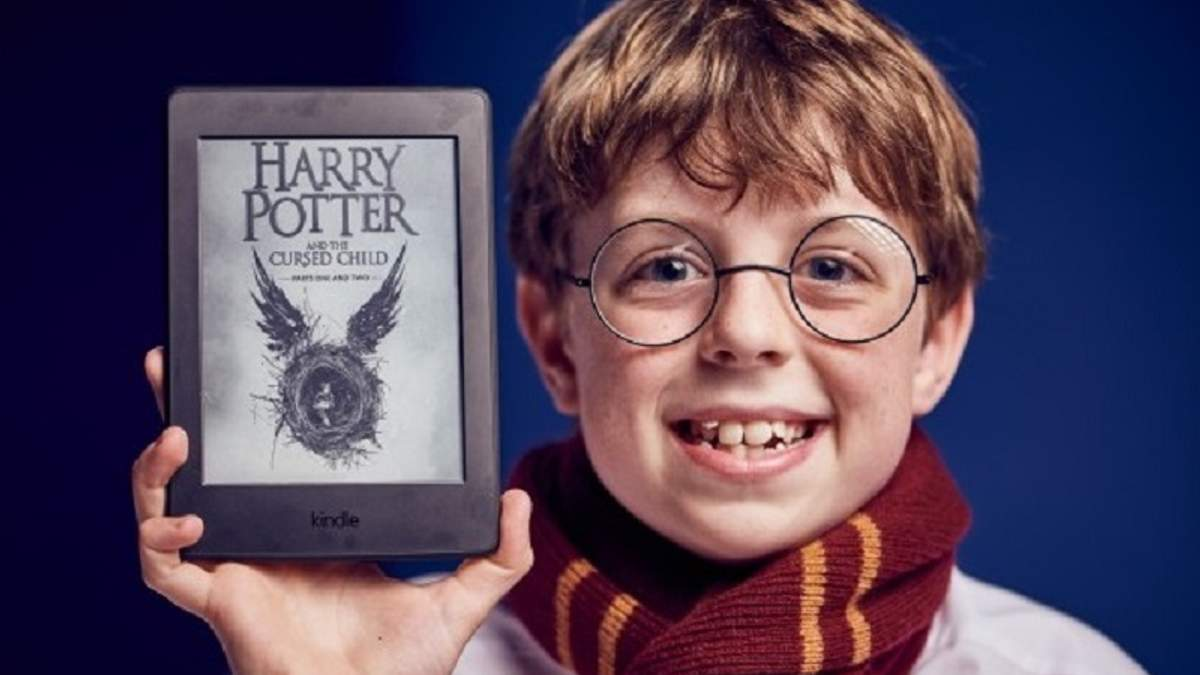 Школяр прочитав нового Гаррі Поттера з рекордною швидкістю
