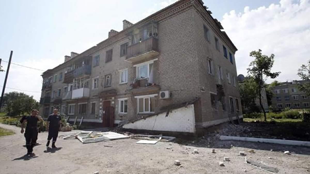 """Стало известно, какой """"подарок"""" оставляли террористы в Марьинке"""