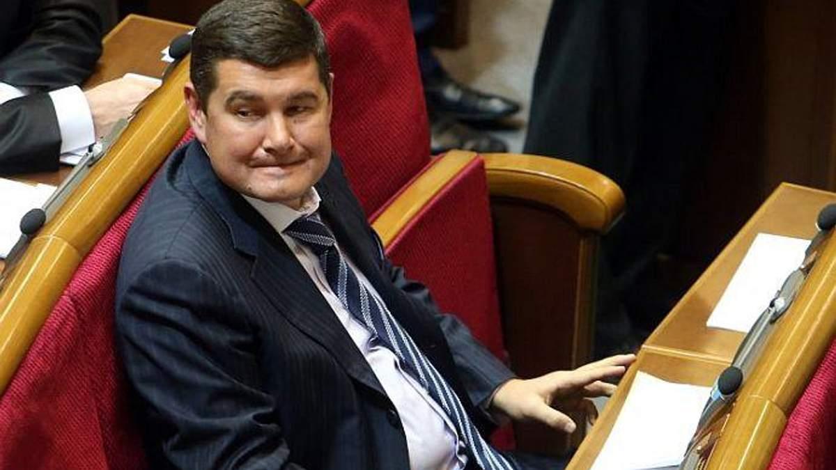 Суд избрал меру пресечения беглецу Онищенко