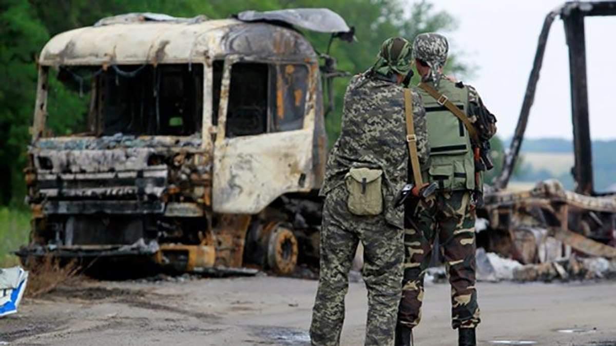 Кровавый бой на Луганщине: террористы пытались захватить нашу позицию