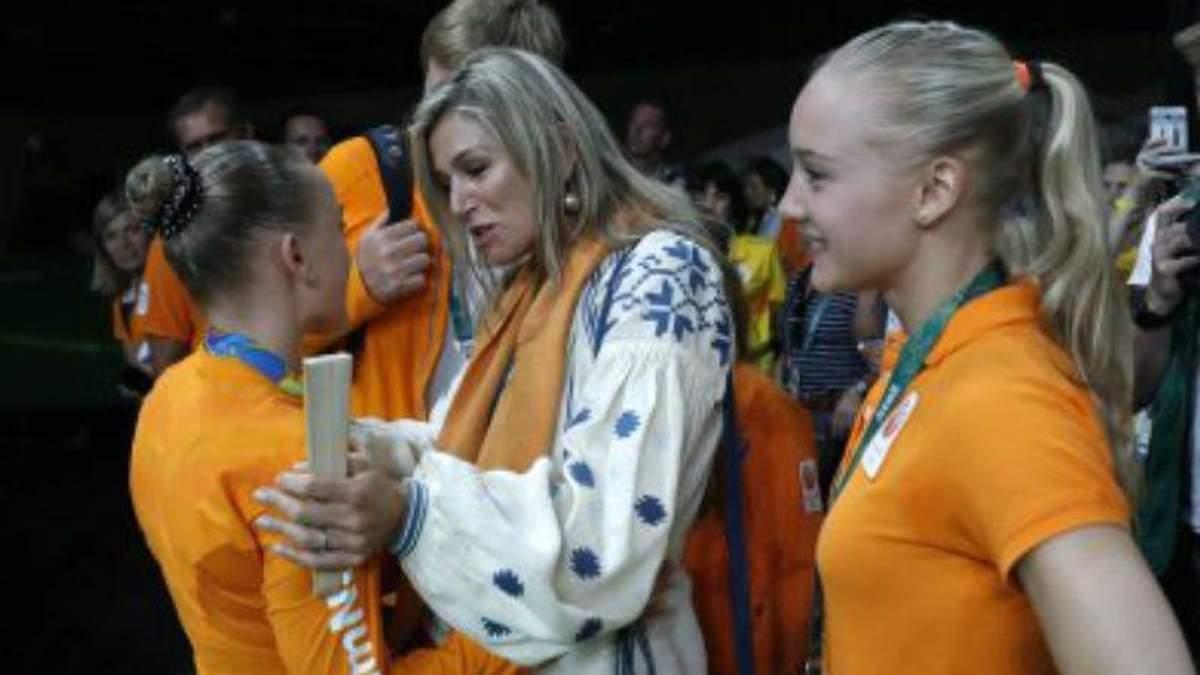 Королева обрала український бренд Віта Кін
