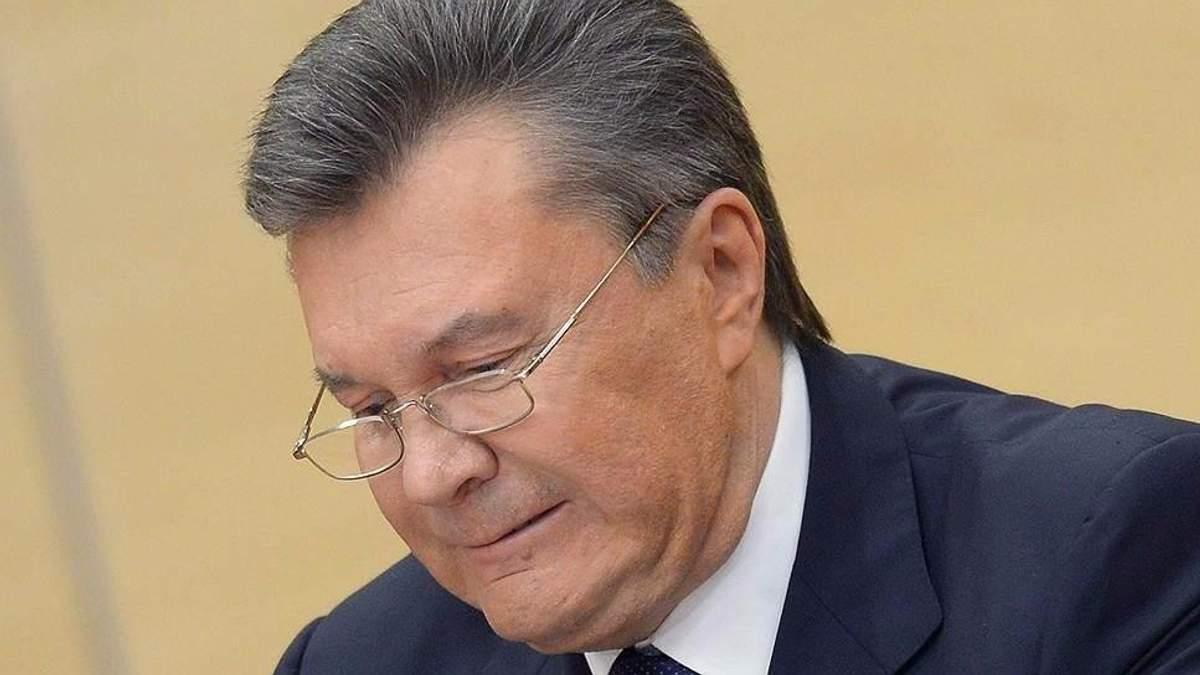 Два роки тому Янукович зміг лише зламати ручку