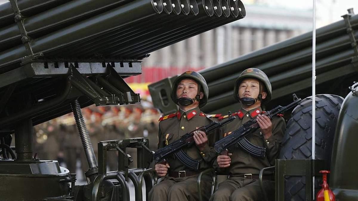 Військові Північної Кореї