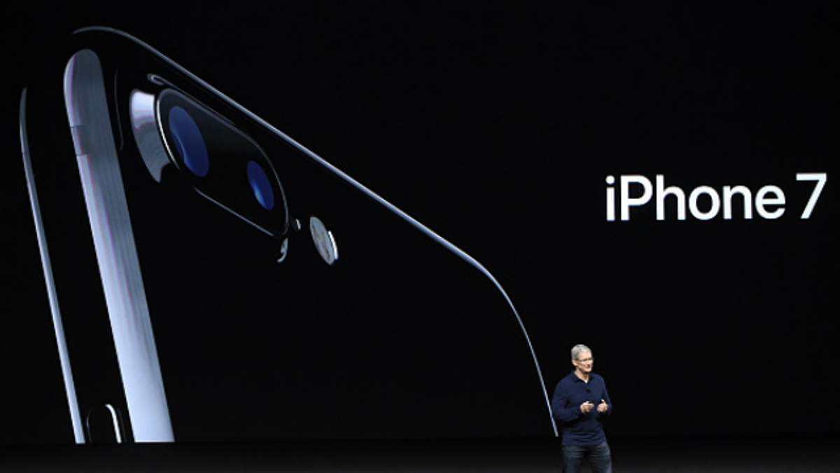 iPhone 7 та інші новинки від Apple: хронологія презентації