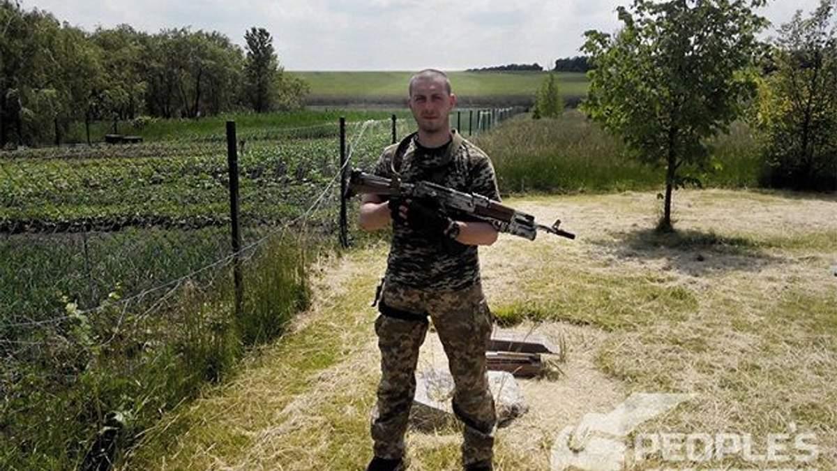 Володимир Ф., 36 років, боєць 93 ОМбр