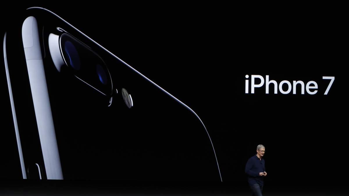 Apple iPhone 7 – не идеальный смартфон