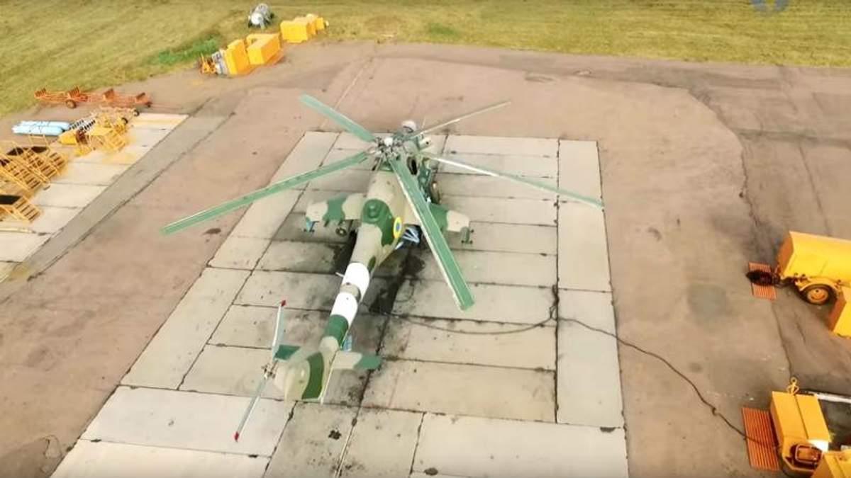 Українці розробили 3 новітні вертольоти для атаки