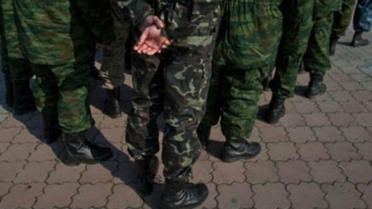 Українців  вирвали з полону бойовиків