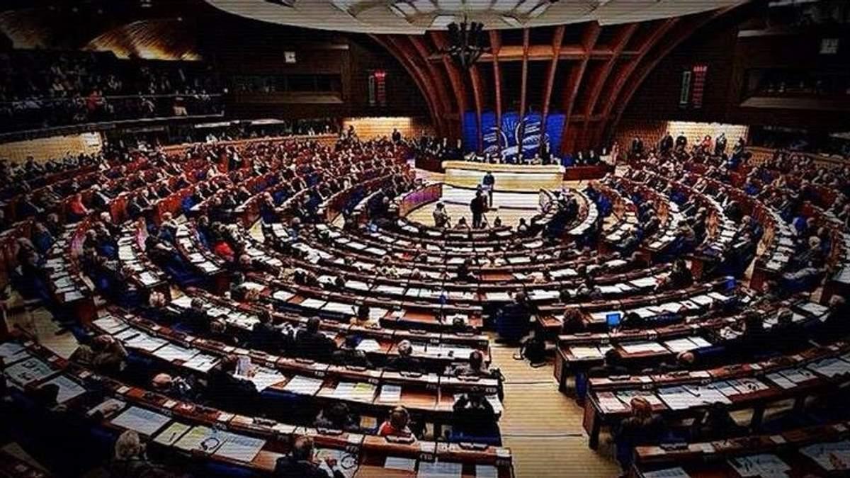 Україна оприлюднила в ПАРЄ докази російської пропаганди