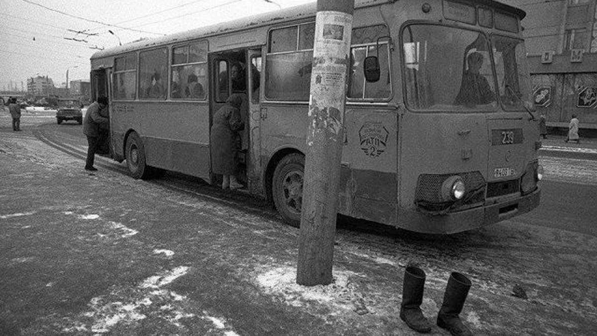 Киев готовится к зиме, или Театр совкового абсурда