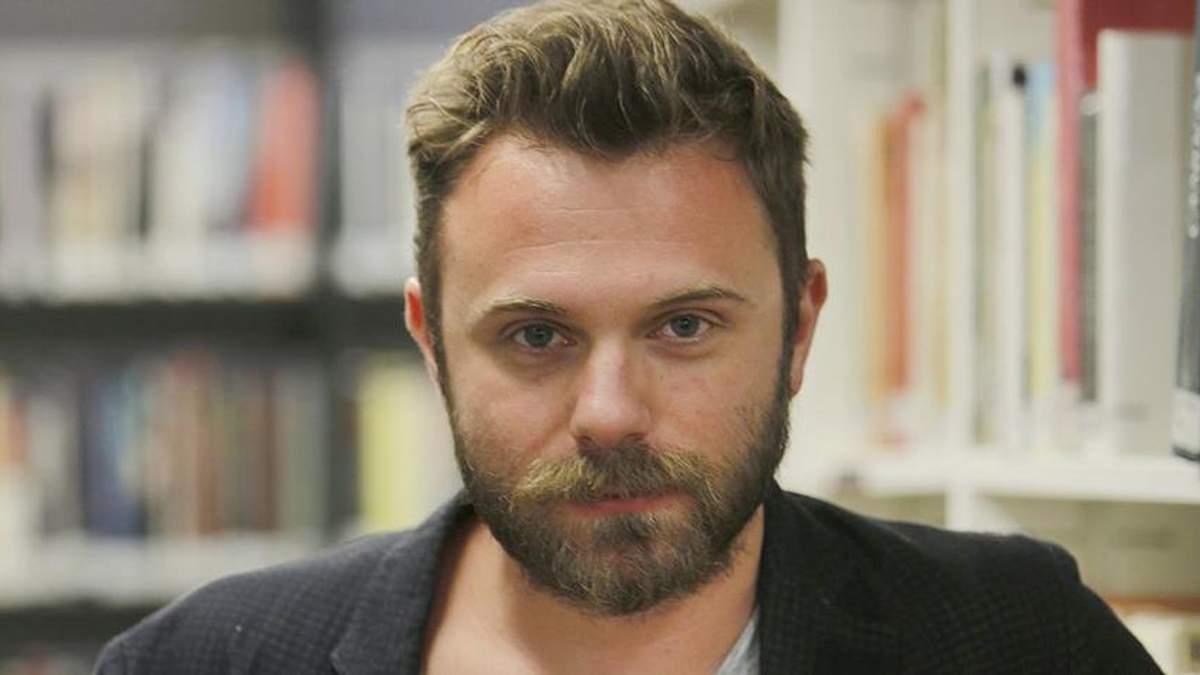 Итальянский писатель Паоло Джордано: Украина переживает сейчас переломный момент