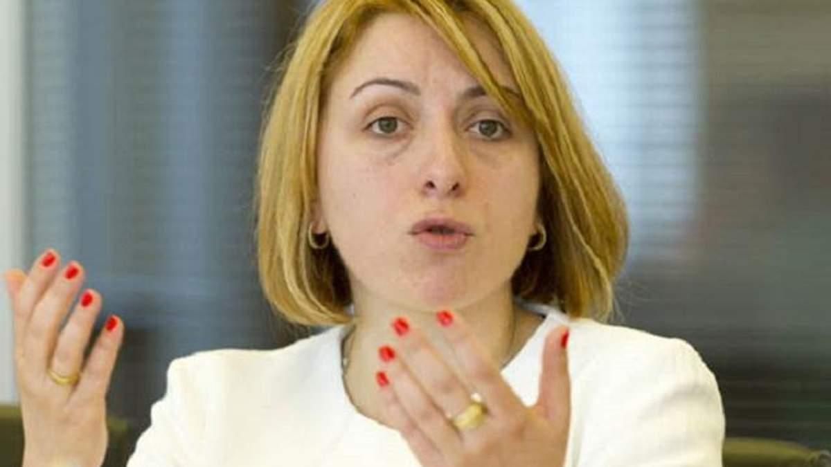Коррупция изнутри съедает страну, она искажает ее будущее, –  Эка Ткешелашвили - 23 вересня 2016 - Телеканал новин 24