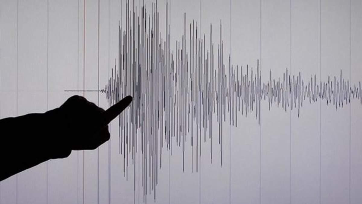 Украинцы почувствовали землетрясение, которое произошло в Румынии
